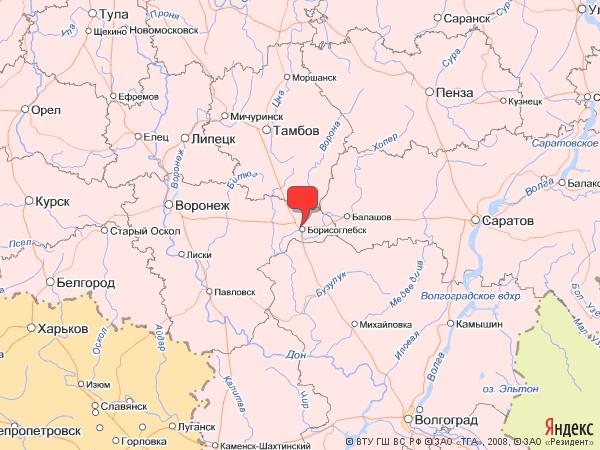 Литейный цех Борисоглебск